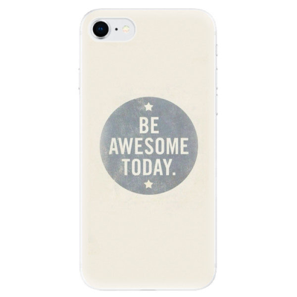 Odolné silikonové pouzdro iSaprio - Awesome 02 - iPhone SE 2020
