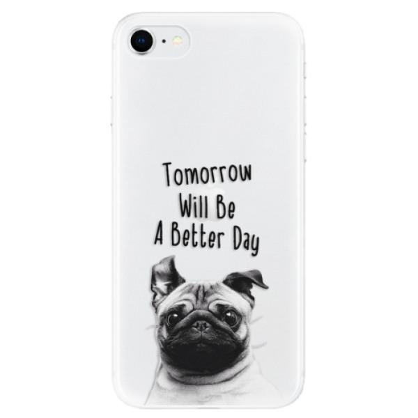 Odolné silikonové pouzdro iSaprio - Better Day 01 - iPhone SE 2020