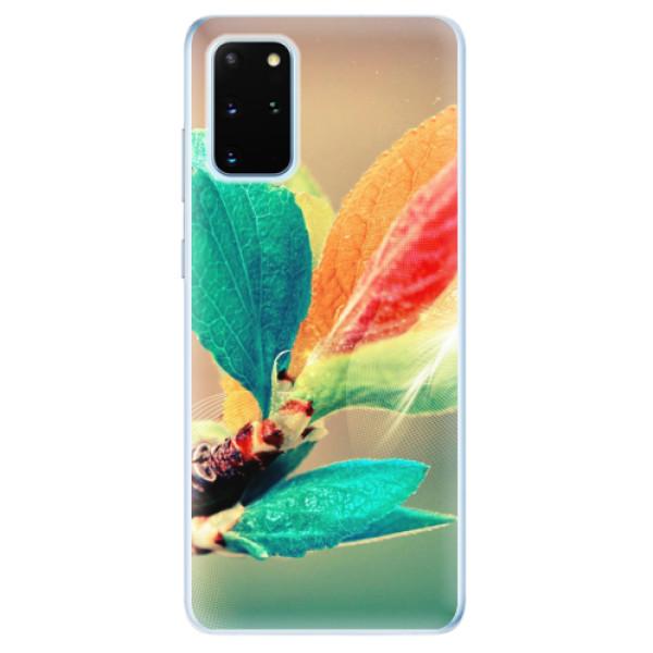 Odolné silikonové pouzdro iSaprio - Autumn 02 - Samsung Galaxy S20+