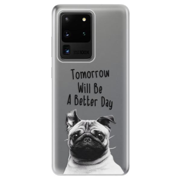 Odolné silikonové pouzdro iSaprio - Better Day 01 - Samsung Galaxy S20 Ultra