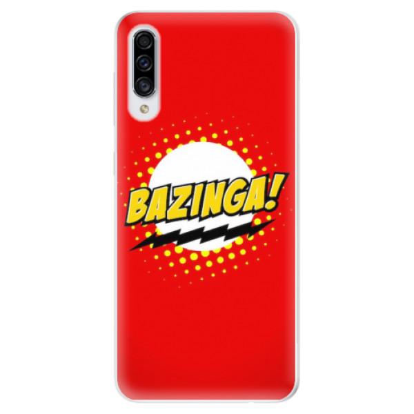 Odolné silikonové pouzdro iSaprio - Bazinga 01 - Samsung Galaxy A30s