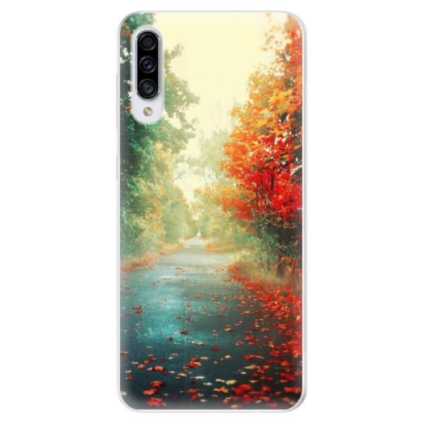 Odolné silikonové pouzdro iSaprio - Autumn 03 - Samsung Galaxy A30s