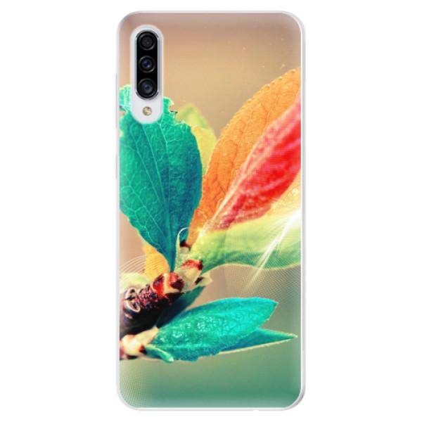 Odolné silikonové pouzdro iSaprio - Autumn 02 - Samsung Galaxy A30s