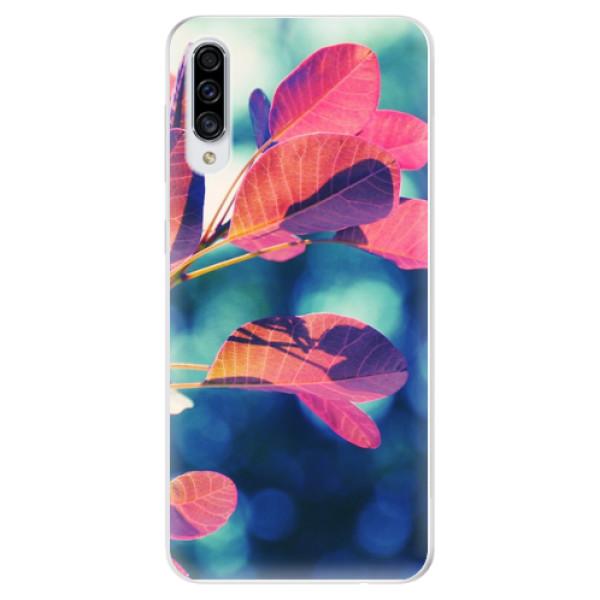 Odolné silikonové pouzdro iSaprio - Autumn 01 - Samsung Galaxy A30s