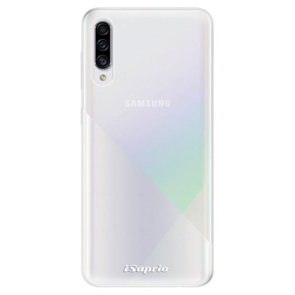 Odolné silikonové pouzdro iSaprio - 4Pure - mléčný bez potisku - Samsung Galaxy A30s