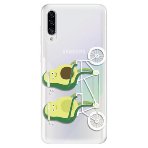 Odolné silikonové pouzdro iSaprio - Avocado - Samsung Galaxy A30s