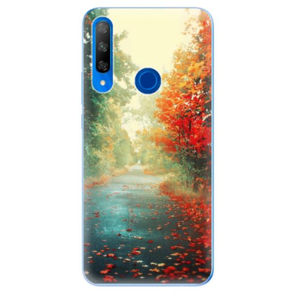 Odolné silikonové pouzdro iSaprio - Autumn 03 - Huawei Honor 9X