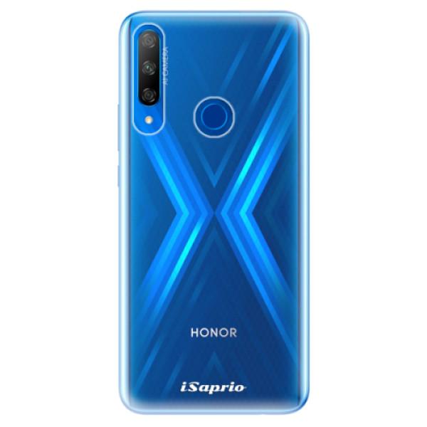 Odolné silikonové pouzdro iSaprio - 4Pure - mléčný bez potisku - Huawei Honor 9X