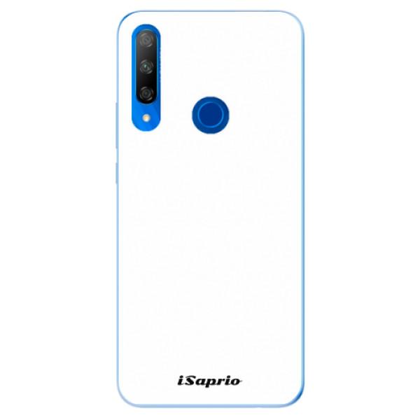 Odolné silikonové pouzdro iSaprio - 4Pure - bílý - Huawei Honor 9X
