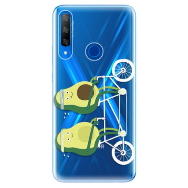 Odolné silikonové pouzdro iSaprio - Avocado - Huawei Honor 9X