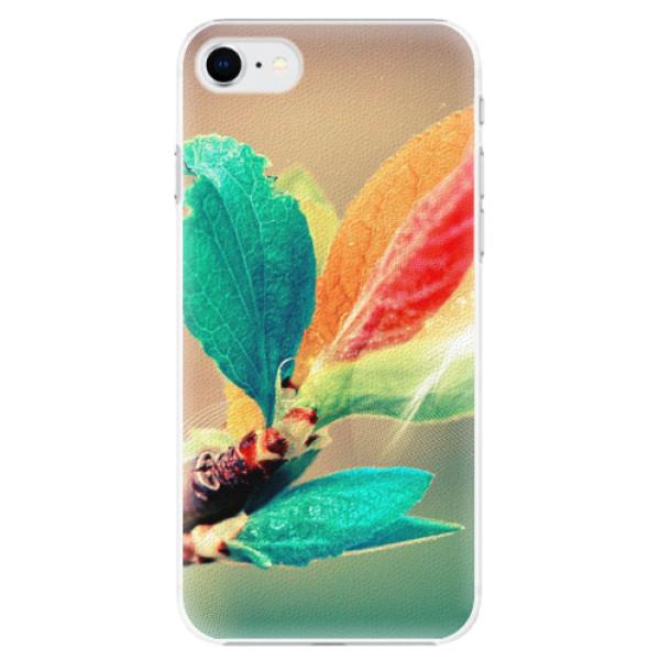 Plastové pouzdro iSaprio - Autumn 02 - iPhone SE 2020