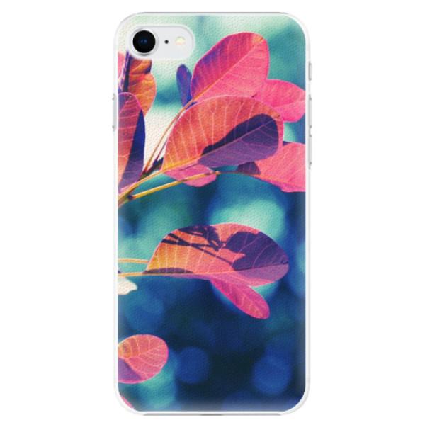 Plastové pouzdro iSaprio - Autumn 01 - iPhone SE 2020