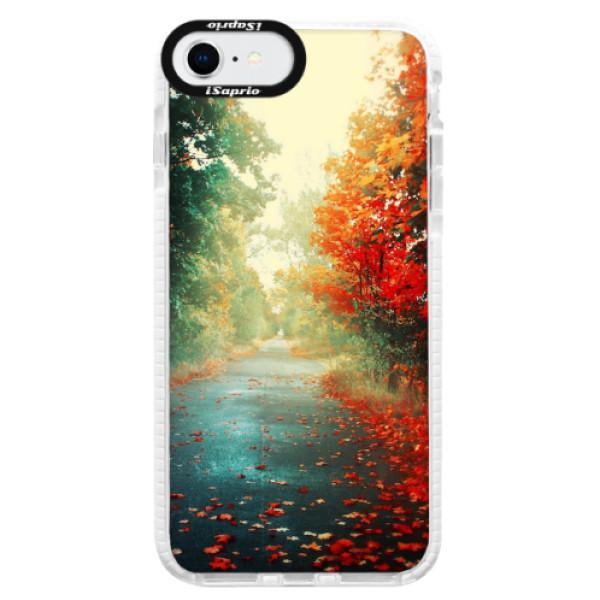 Silikonové pouzdro Bumper iSaprio - Autumn 03 - iPhone SE 2020