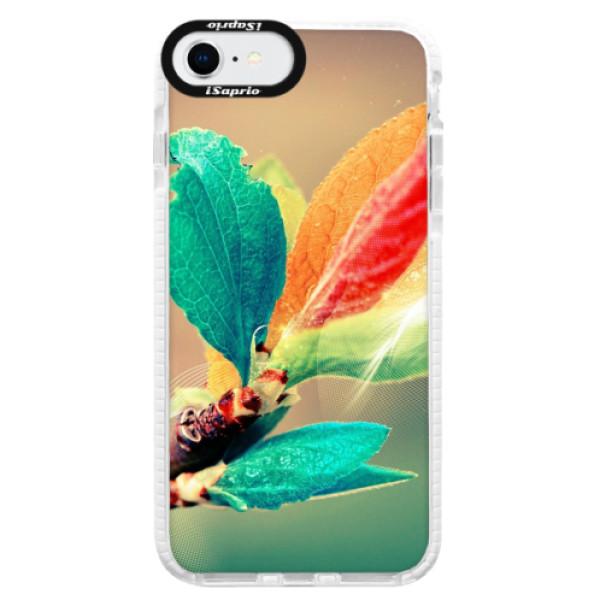 Silikonové pouzdro Bumper iSaprio - Autumn 02 - iPhone SE 2020