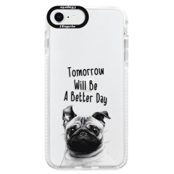 Silikonové pouzdro Bumper iSaprio - Better Day 01 - iPhone SE 2020
