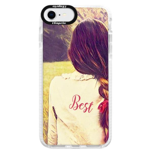 Silikonové pouzdro Bumper iSaprio - BF Best - iPhone SE 2020