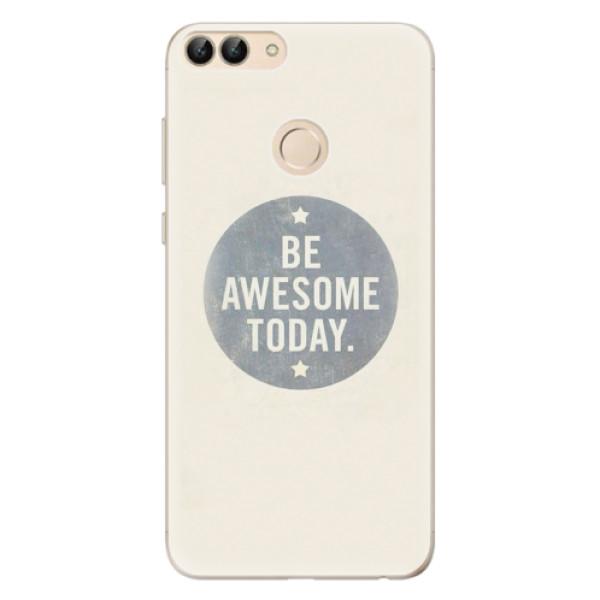Odolné silikonové pouzdro iSaprio - Awesome 02 - Huawei P Smart