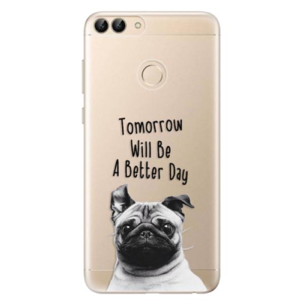 Odolné silikonové pouzdro iSaprio - Better Day 01 - Huawei P Smart