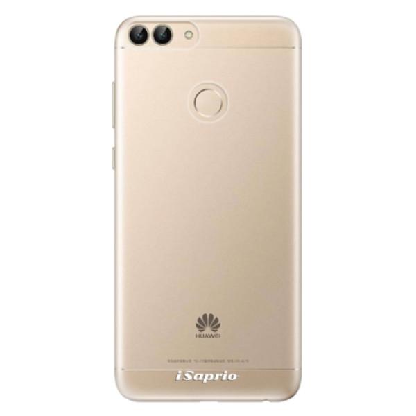 Odolné silikonové pouzdro iSaprio - 4Pure - mléčný bez potisku - Huawei P Smart