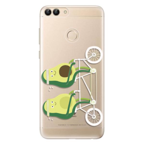 Odolné silikonové pouzdro iSaprio - Avocado - Huawei P Smart