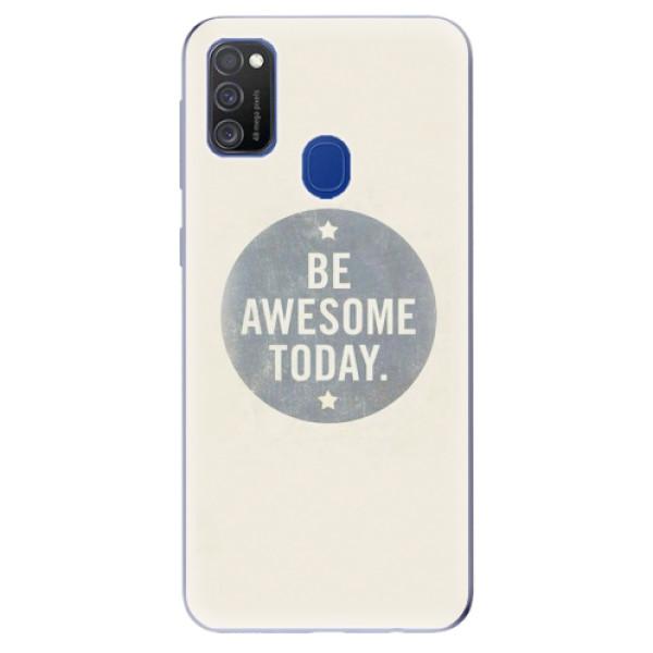 Odolné silikonové pouzdro iSaprio - Awesome 02 - Samsung Galaxy M21