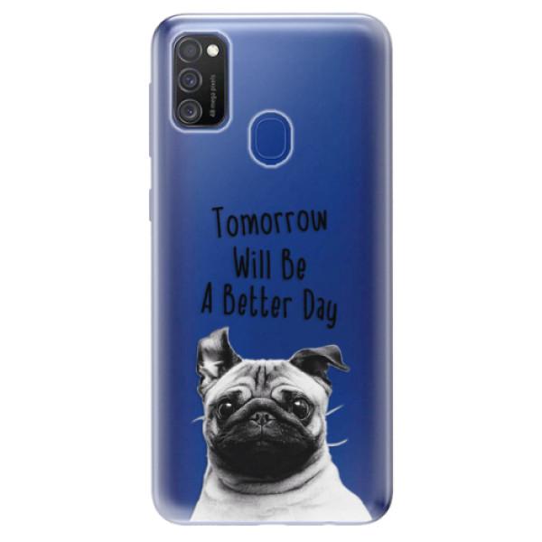 Odolné silikonové pouzdro iSaprio - Better Day 01 - Samsung Galaxy M21
