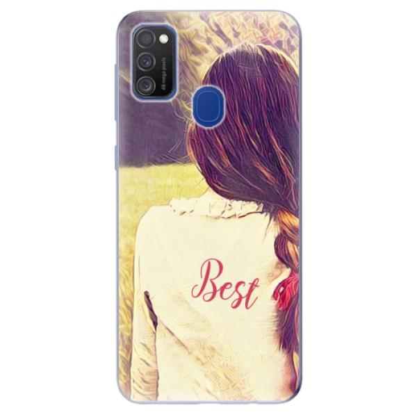 Odolné silikonové pouzdro iSaprio - BF Best - Samsung Galaxy M21