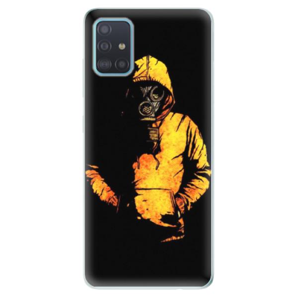 Odolné silikonové pouzdro iSaprio - Chemical - Samsung Galaxy A51
