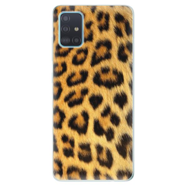 Odolné silikonové pouzdro iSaprio - Jaguar Skin - Samsung Galaxy A51