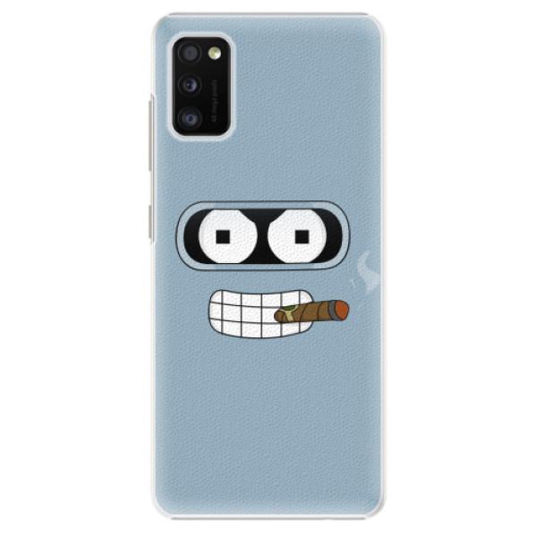 Plastové pouzdro iSaprio - Bender - Samsung Galaxy A41