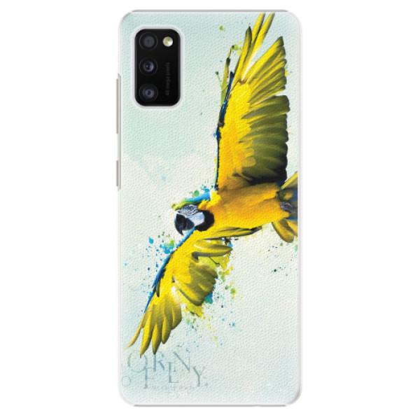 Plastové pouzdro iSaprio - Born to Fly - Samsung Galaxy A41