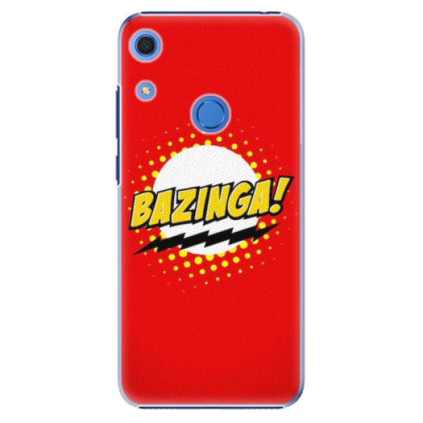 Plastové pouzdro iSaprio - Bazinga 01 - Huawei Y6s