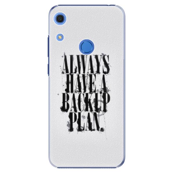 Plastové pouzdro iSaprio - Backup Plan - Huawei Y6s