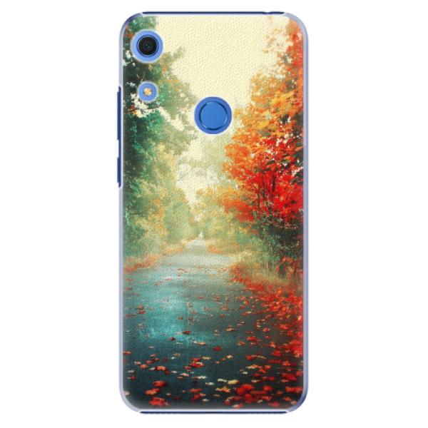 Plastové pouzdro iSaprio - Autumn 03 - Huawei Y6s
