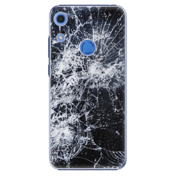 Plastové pouzdro iSaprio - Cracked - Huawei Y6s