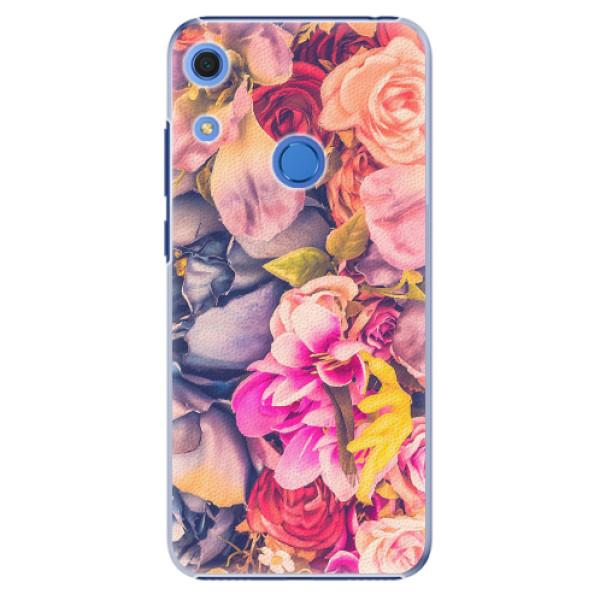 Plastové pouzdro iSaprio - Beauty Flowers - Huawei Y6s