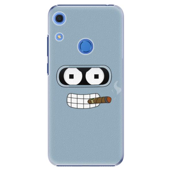 Plastové pouzdro iSaprio - Bender - Huawei Y6s