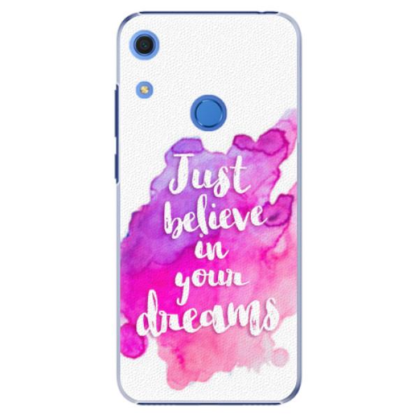 Plastové pouzdro iSaprio - Believe - Huawei Y6s