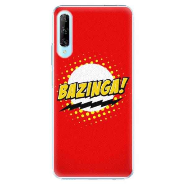 Plastové pouzdro iSaprio - Bazinga 01 - Huawei P Smart Pro