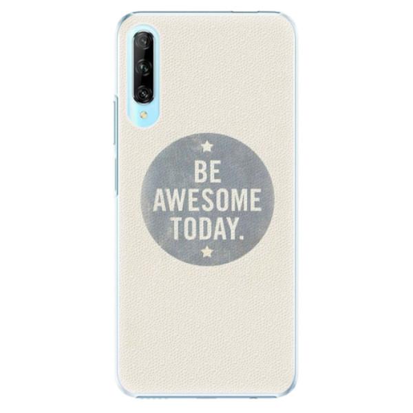 Plastové pouzdro iSaprio - Awesome 02 - Huawei P Smart Pro
