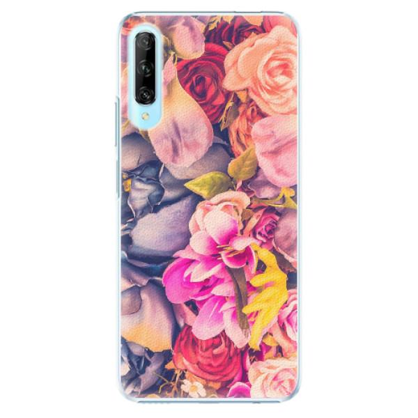 Plastové pouzdro iSaprio - Beauty Flowers - Huawei P Smart Pro