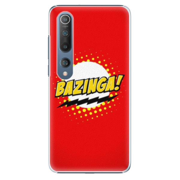 Plastové pouzdro iSaprio - Bazinga 01 - Xiaomi Mi 10 / Mi 10 Pro