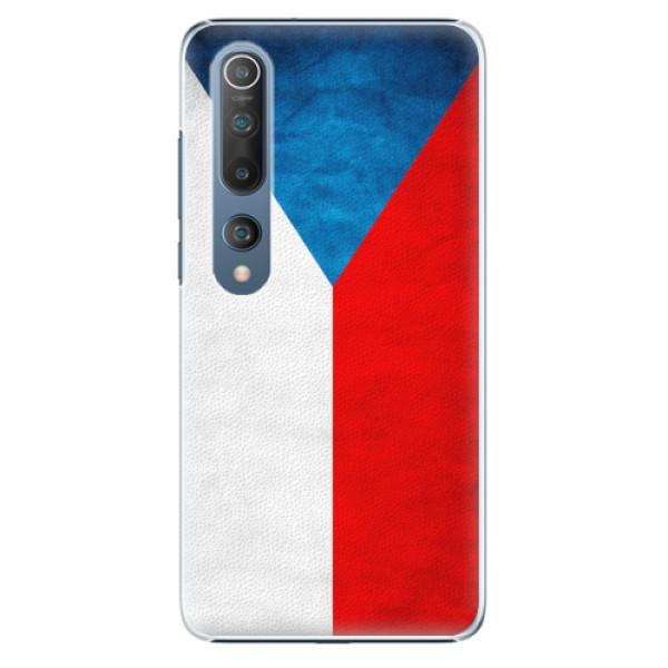 Plastové pouzdro iSaprio - Czech Flag - Xiaomi Mi 10 / Mi 10 Pro