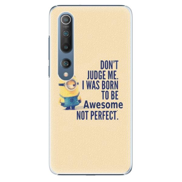 Plastové pouzdro iSaprio - Be Awesome - Xiaomi Mi 10 / Mi 10 Pro