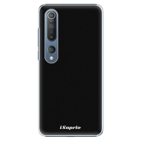 Plastové pouzdro iSaprio - 4Pure - černý - Xiaomi Mi 10 / Mi 10 Pro