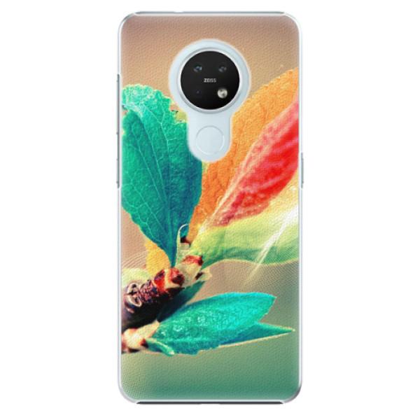 Plastové pouzdro iSaprio - Autumn 02 - Nokia 7.2