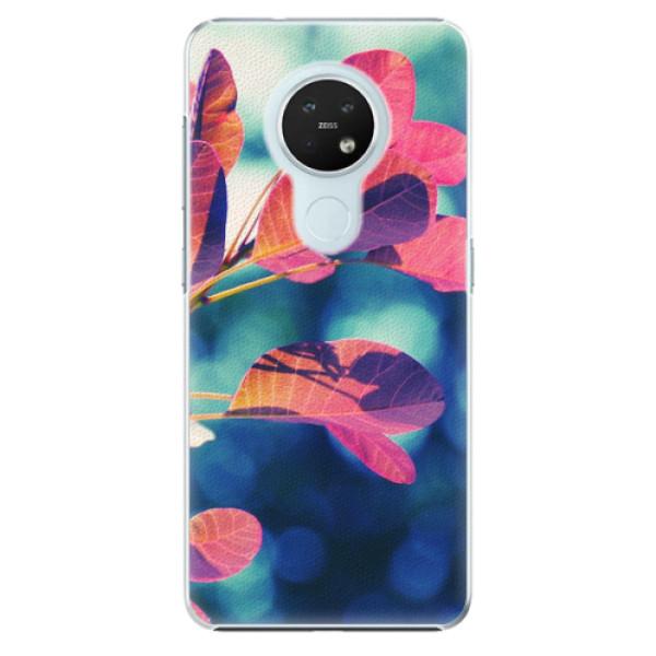 Plastové pouzdro iSaprio - Autumn 01 - Nokia 7.2