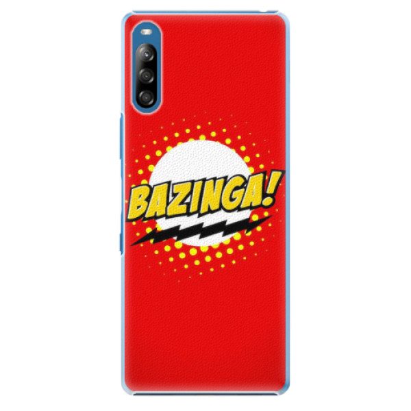 Plastové pouzdro iSaprio - Bazinga 01 - Sony Xperia L4