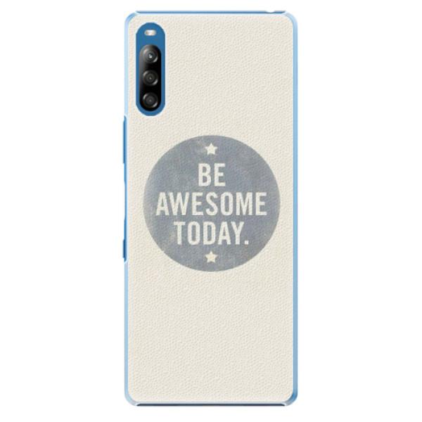 Plastové pouzdro iSaprio - Awesome 02 - Sony Xperia L4
