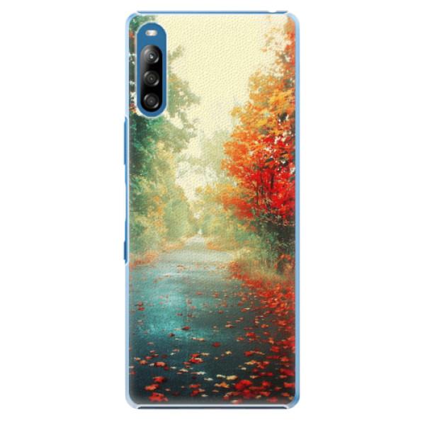 Plastové pouzdro iSaprio - Autumn 03 - Sony Xperia L4